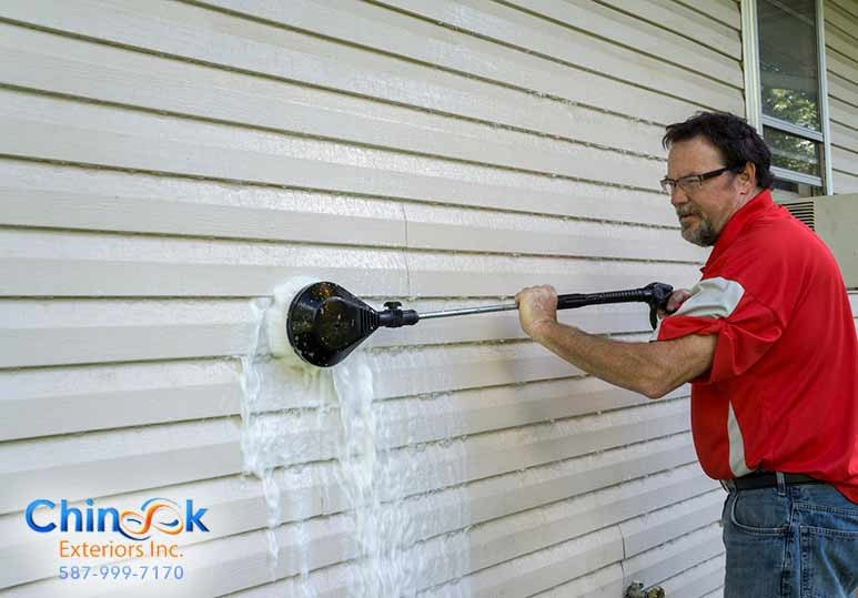Calgary Siding Maintenance