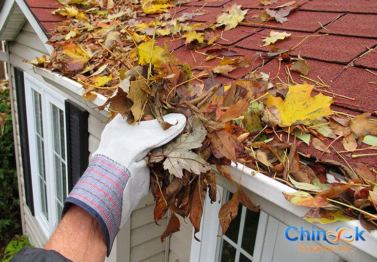 4 Things to Watch Out For When Cleaning Your Eavestrough