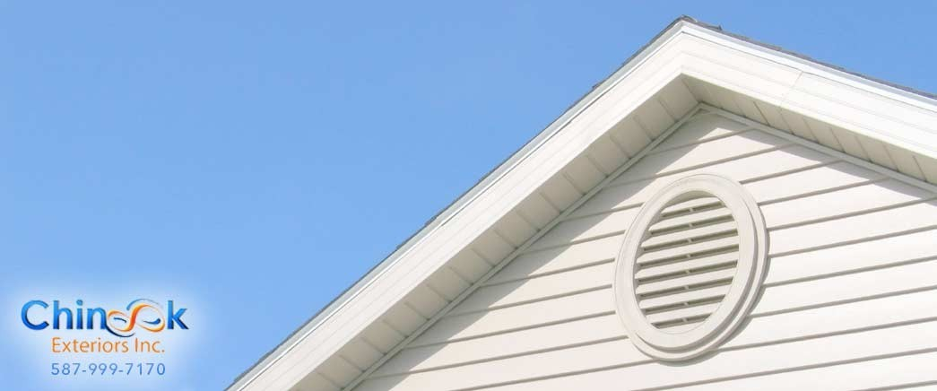 Chinook Exteriors - First-Rate Soffit, Fascia & Siding, Calgary