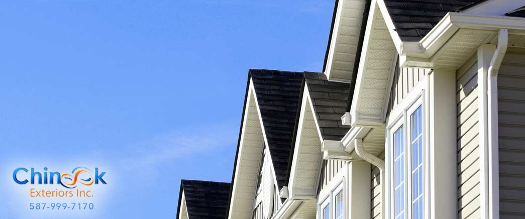 Soffit Chinook Exteriors